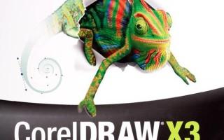 Coreldraw x3 скачать бесплатно русская версия