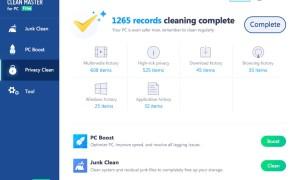 Скачать Clean Master Бесплатно для Windows