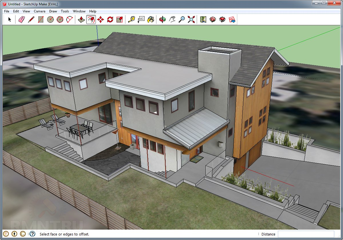 Скачать Sketchup Бесплатно для Windows